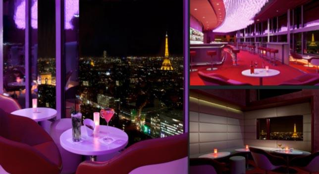 La Vue, Paris