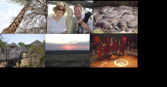 Heather's Visit to the Four Seasons, Serengeti