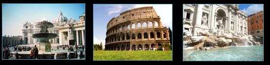 Martina's trip to Rome