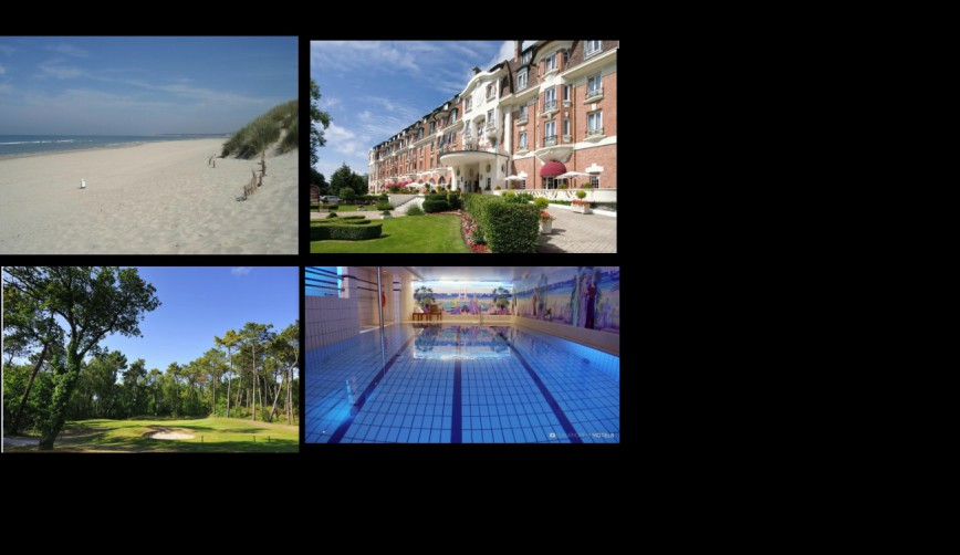WHY NOT CONSIDER LE TOUQUET FOR YOUR NEXT MEETING OR INCENTIVE?